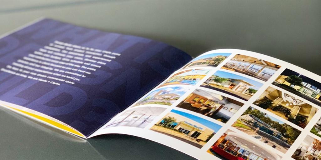 Brochures Marketing